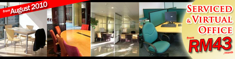 Petaling Jaya Serviced Virtual Office